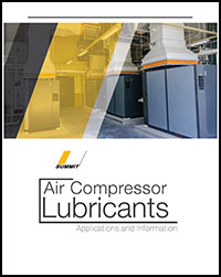 Air Compressor Lubricants