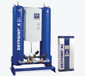 Drypoint XC Heatless Desiccant Drying
