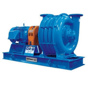 Multistage Centrifugal Blower, Medium Flow Inlet (up to 10,000 CFM)