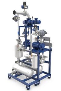Modular Dry Vacuum Systems - Nash