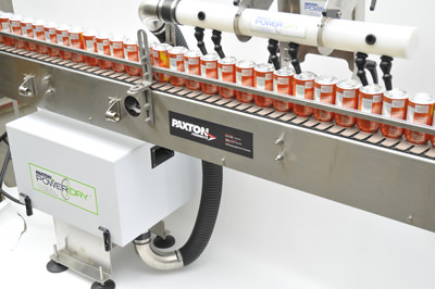 Paxton Bottling and Canning